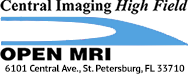 Central Imaging High Field Open MRI